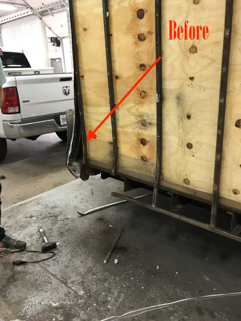 Rv Floor Walls And Roof